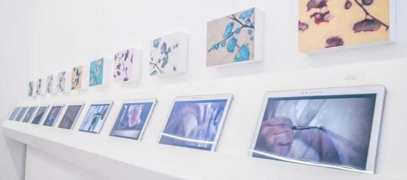 il Polline alla Triennale di Milano – come si allestisce una mostra?